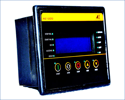 AMF & Generator Safety Controller