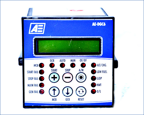 AMF with Safety Controller